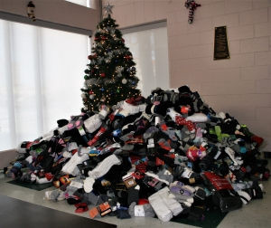 Sock Drive colle